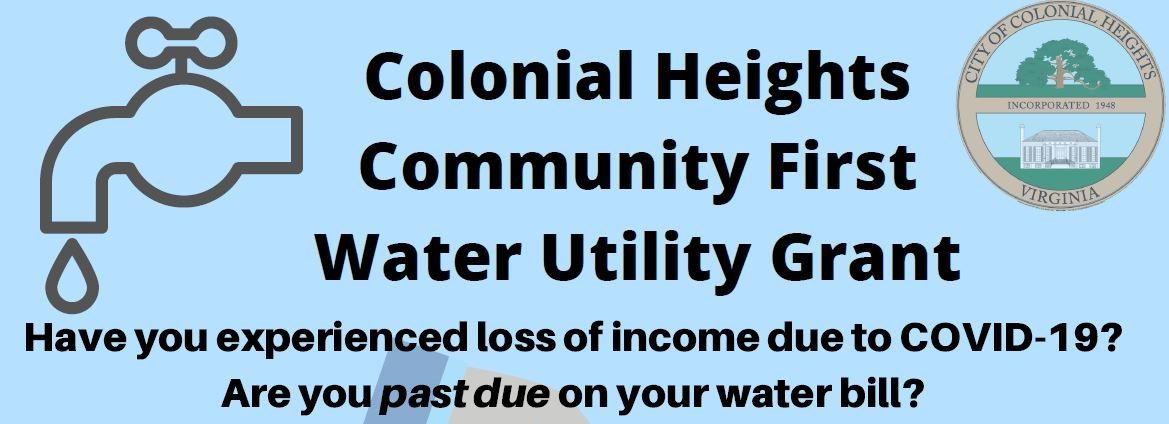 CH Community First Water Utility Grant - 2020