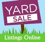 Yard Sale Online Listings