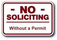 No-Soliciting-Sign