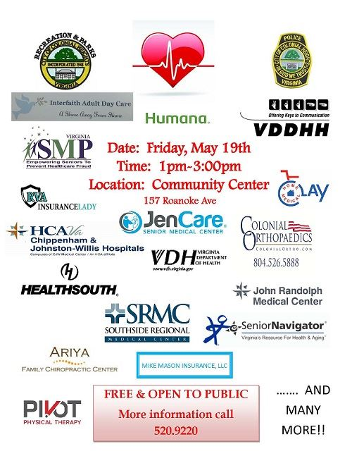 Health Fair Flyers - Agencies