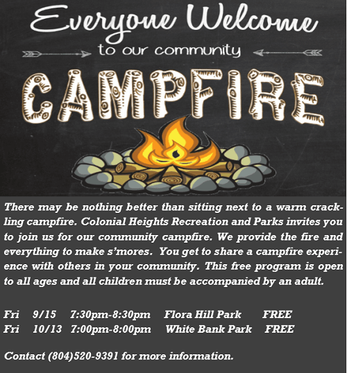 Community Campfires website