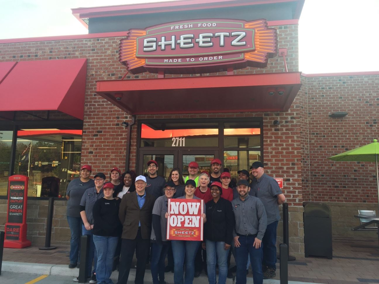 SheetzReOpening